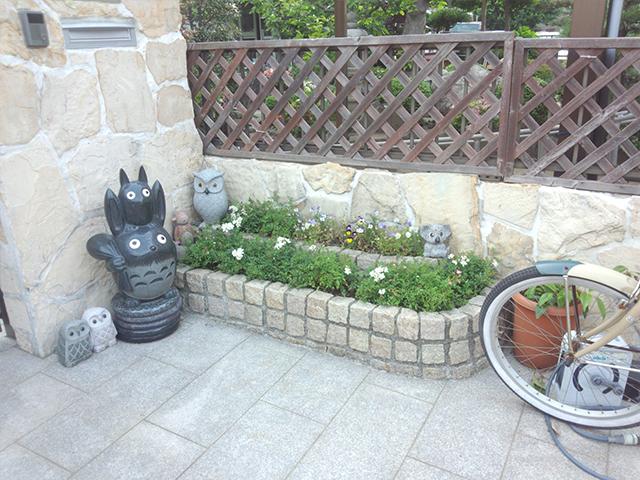 置物・花壇